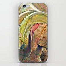 Twist of Color iPhone & iPod Skin