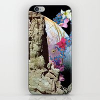 flowerbomb iPhone & iPod Skin
