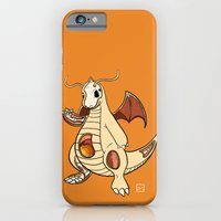 Dragonite Anatomy iPhone 6 Slim Case