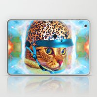 Safety First!-Lady Jasmine Laptop & iPad Skin