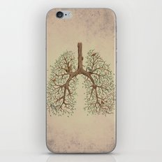 Breathe! iPhone & iPod Skin