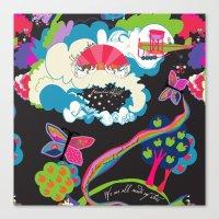 Garden of Earthly Delight Canvas Print
