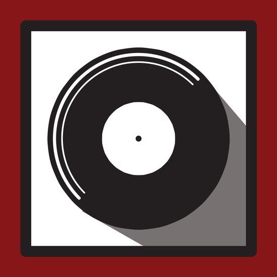 Flat Vinyl Art Print