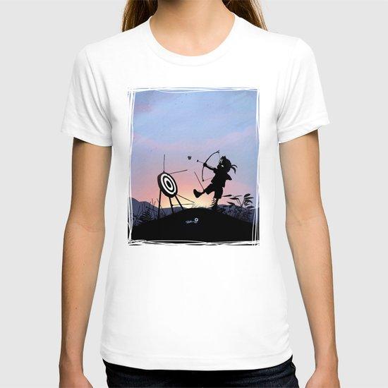 Hawkeye Kid T-shirt
