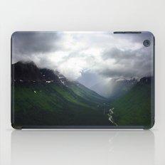 Mystic Mountains iPad Case