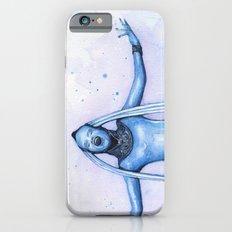 Diva Plavalaguna   Fifth Element Watercolor Art iPhone 6 Slim Case