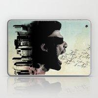 Cry City Laptop & iPad Skin