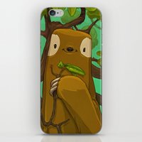 Sally the Sloth iPhone & iPod Skin