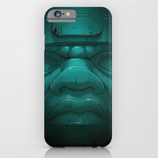 Olmeca III. iPhone & iPod Case