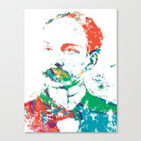 The Apostle Canvas Print