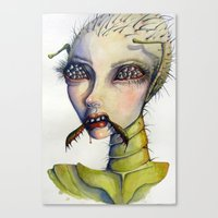 If I Were A Bug Canvas Print