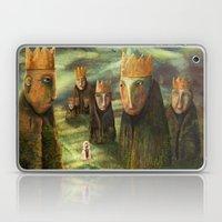 In The Company Of Kings Laptop & iPad Skin