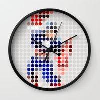 Mr A Wall Clock