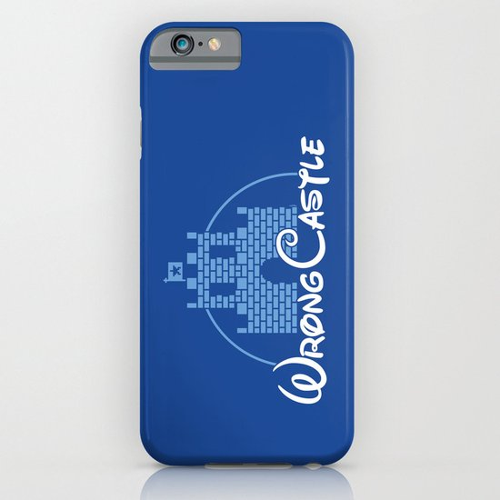 Wrong Castle iPhone & iPod Case