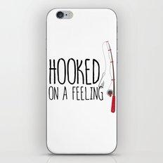 Hooked On A Feeling | Fishing iPhone & iPod Skin