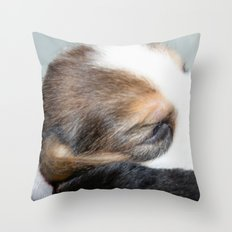 Baby Pearl Throw Pillow