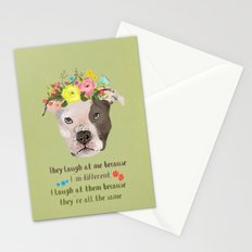 Pitbull Stationery Cards