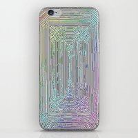 Free Rainbow Border iPhone & iPod Skin