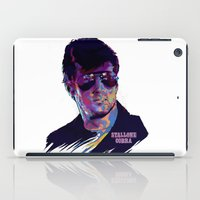 SYLVESTER STALLONE: BAD ACTORS iPad Case