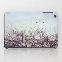 Winter's Breath iPad Case