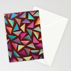 Geometric Pattern VI Stationery Cards