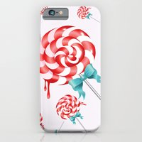 iPhone & iPod Case featuring Lollies by All Is One