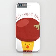 Red Hair is Rad iPhone 6s Slim Case