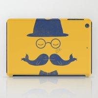 Joyful Whales iPad Case