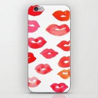 Le Baiser iPhone & iPod Skin