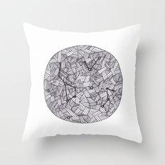Constellation Throw Pillow