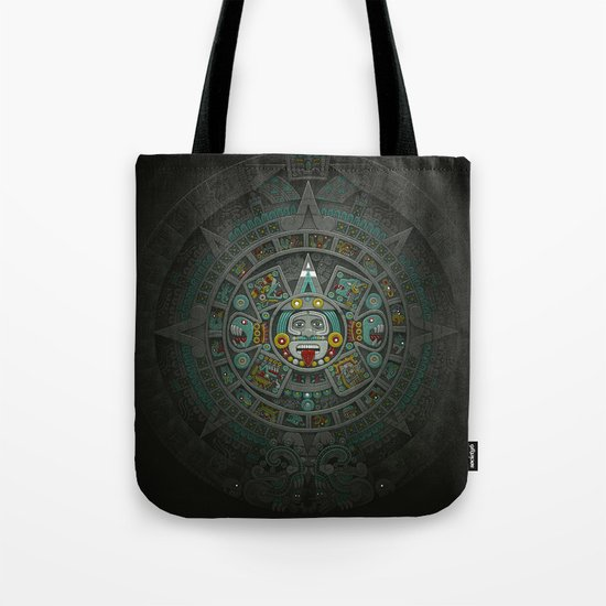 Stone of the Sun II. Tote Bag