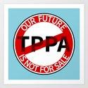 TPPA Art Print