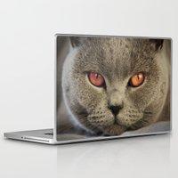 Laptop & iPad Skin featuring Tomcat Diesel by teddynash