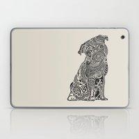 Polynesian Pug  Laptop & iPad Skin