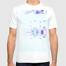 13_ Mens Fitted Tee White SMALL
