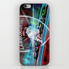 Lamborghini Blancpain Super Trofeo #1 iPhone & iPod Skin