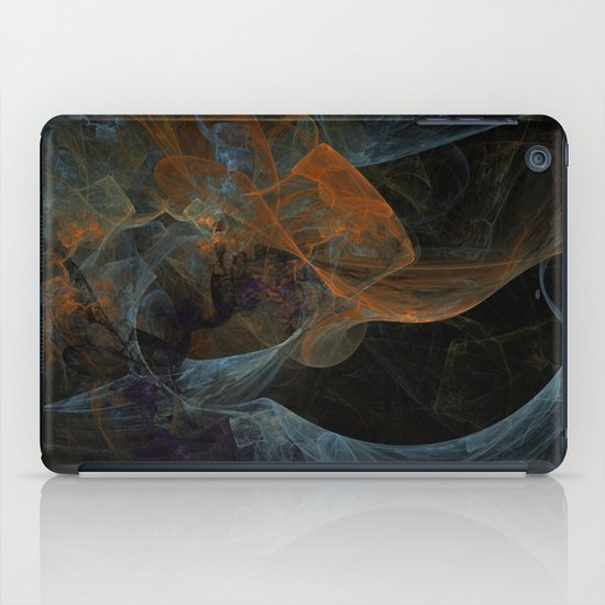 Color Abstraction iPad Case