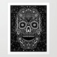 Smily Art Print