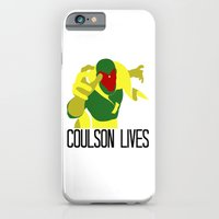 Agent Coulson, My One Good Eye. iPhone 6 Slim Case