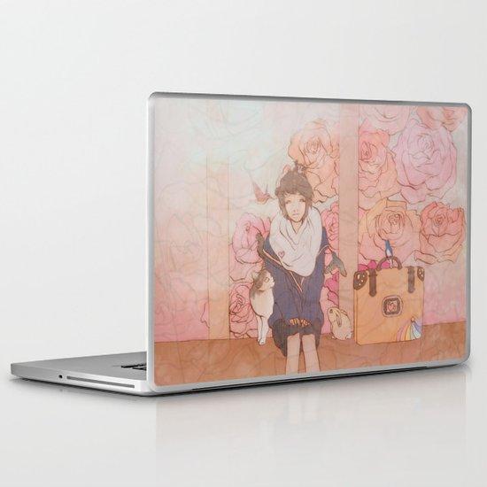 Moonstruck Laptop & iPad Skin