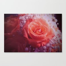 Mystic Flor Canvas Print