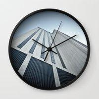 375 Pearl Wall Clock
