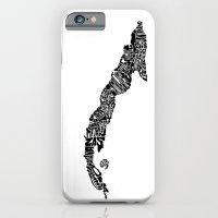 Typographic Cuba iPhone 6 Slim Case