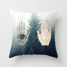 23 Enigma Throw Pillow
