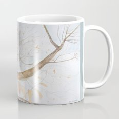 Watercolor under the trees Mug