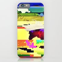 Paint On The Monitor #2 iPhone 6 Slim Case