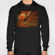 Never Give Up - Abstract… Hoody