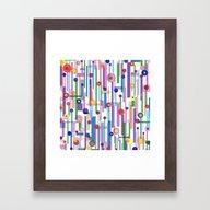 Plink (see Also Plink Ch… Framed Art Print