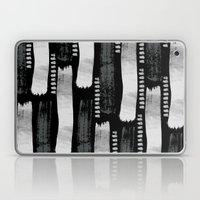 Brush Strokes #1 Laptop & iPad Skin