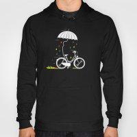 I want to ride my bike ! Hoody